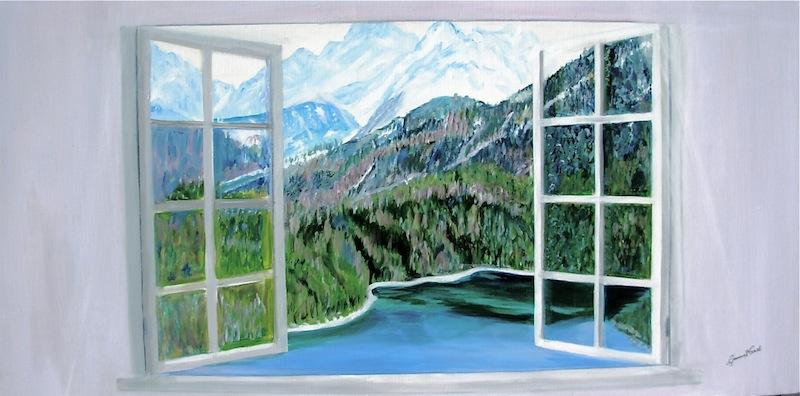 mountain-and-lake