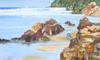 'Sunshine coast, Coolum.
